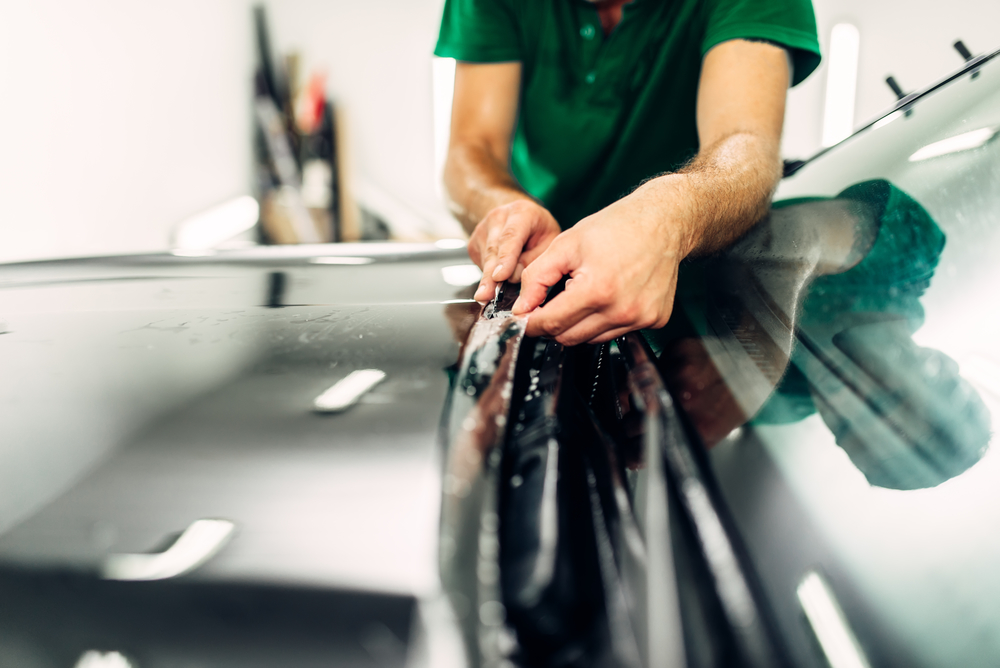Benefits of paint protection film