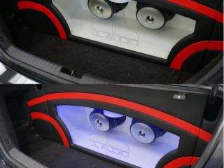 car stereo installation