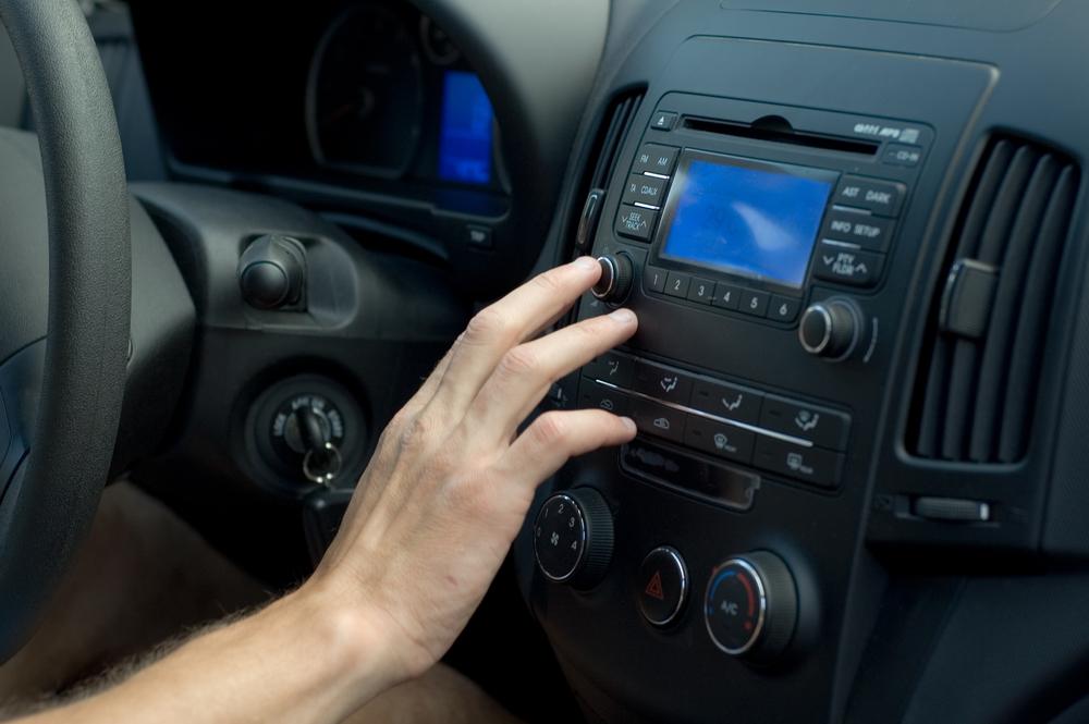 Stock Car Audio System