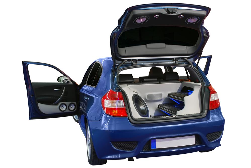 Car Audio Components