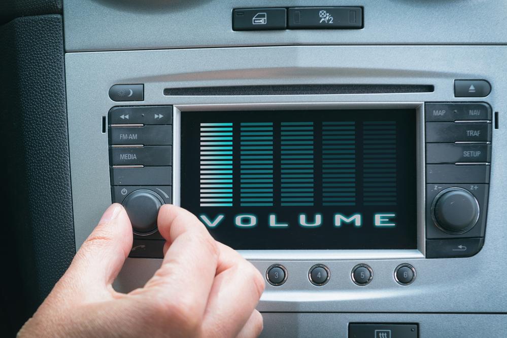 car audio speaker locations