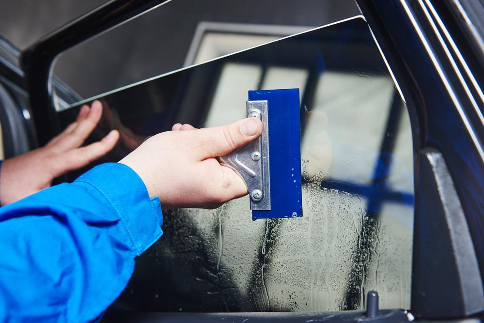 window tinting care areas
